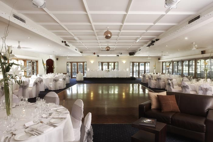 Nathania Springs dining room.....reminder how we want it set up