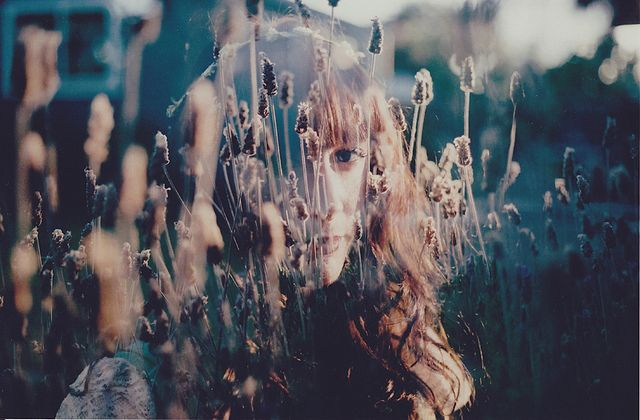 I lost in this dreamy tones. > Becky Filip (The Honey Trees) - photograph by Simon Filip, via Flickr