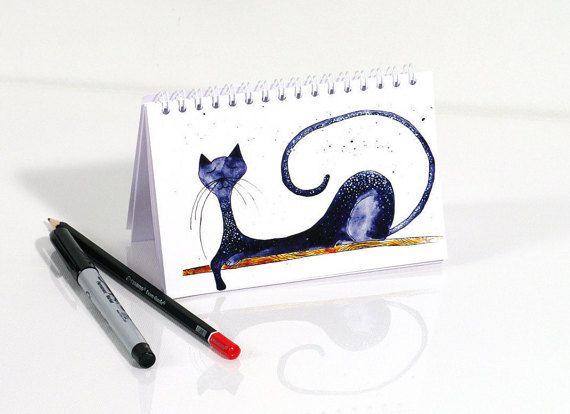 Cat journal - Cute notebooks - Cat notebook - Writing journal kids - Cat lovers gift - Cat diary sketchbook blank journal - Blank book journal diary