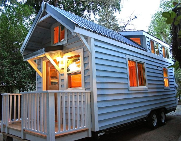 Im Excited To Share This 8 X 20 Tiny House For Sale