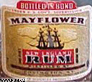 Mayflower, New England Distilling Co., Covington, KY & Clinton, MA (United States) www.facebook.com/rumlog #rum #rumlog #cocktail #happyhour