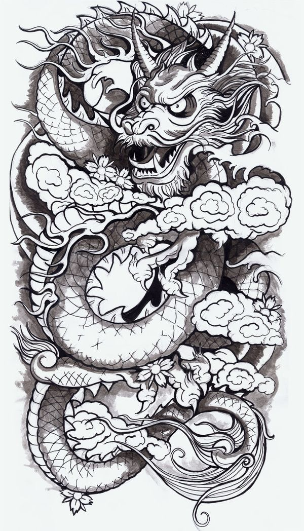 dragon fantasy myth mythical mystical legend dragons wings sword sorcery magic coloring pages colouring adult detailed - Dragons To Color
