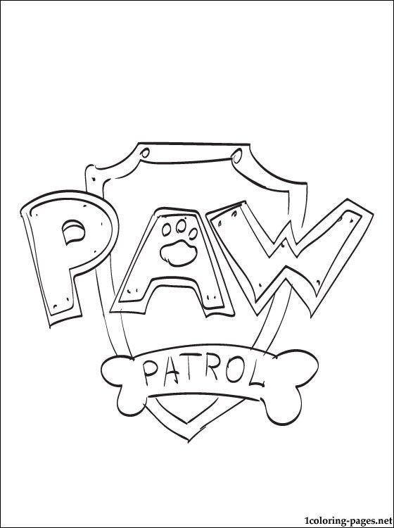 10 best Coloring sheets images on Pinterest Coloring pages - copy paw patrol coloring pages