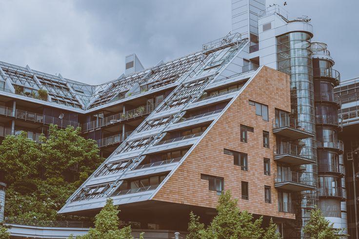 Potsdamer Platz Wohnungen (CC BY-NC-ND)
