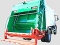 Caminhão para coleta de Lixo