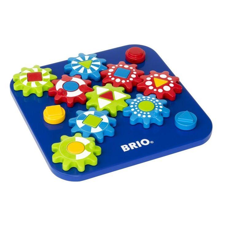 Cogwheel Puzzle, Brio (30188) |Bamba.se