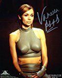 #10: VANESSA ANGEL as Anise/Freya  Stargate SG-1 Genuine Autograph