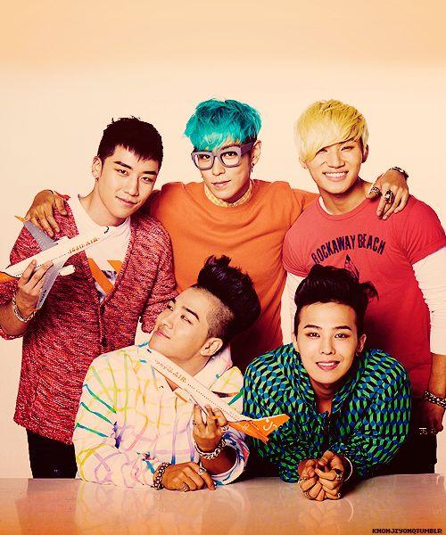 seungri top daesung taeyang gd - Big Bang I don't have an ultimate bias because I can't choose between them all