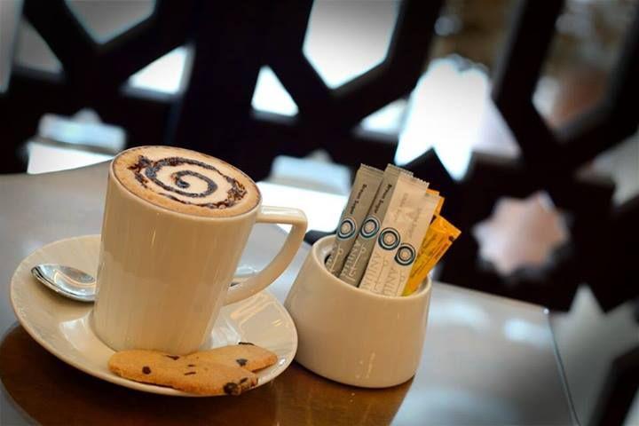 صباح الخير من فندق أنجم مكة - أطلس  Good morning from Anjum Hotel Makkah - Atlas Lounge  Selamat pagi dari Hotel Anjum Makkah