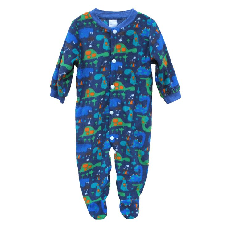 Warm Baby Clothes Pajamas Newborn Baby Rompers Fleece Infant Long Sleeve Jumpsuits Boy Girl Autumn Winter Christmas Baby Clothes