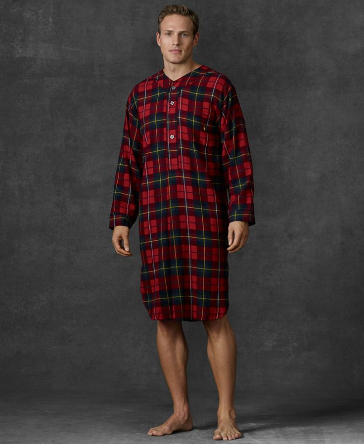 Macys Mens Flannel Pajamas