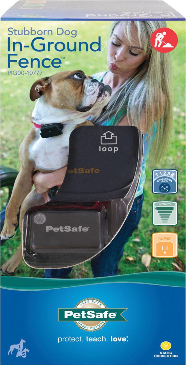 Petsafe Stubborn Dog In-ground Fence System