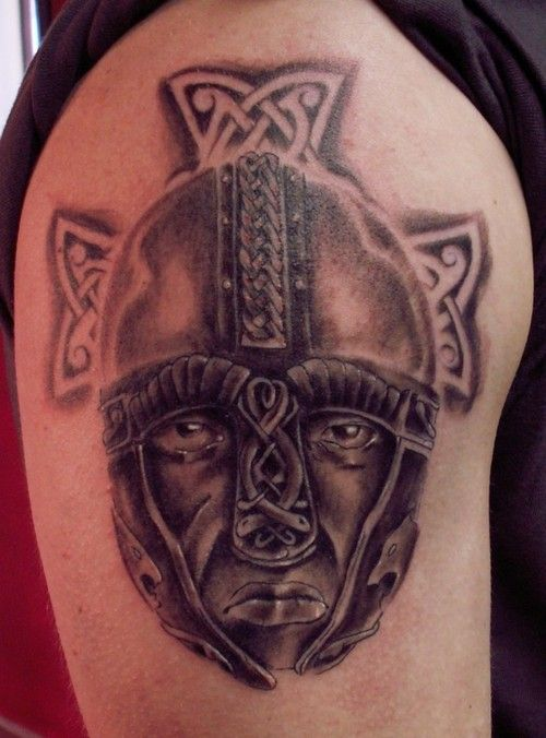 celtic warrior – Tattoo Picture at CheckoutMyInk.com