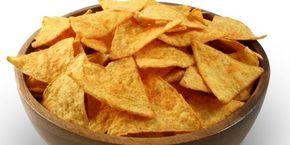 Ev yapımı mısır cipsi tarifi   Yemek Tarifleri