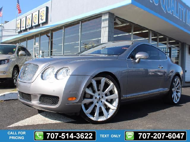 2005 Bentley Continental GT Coupe 44k miles Call for Price 44334 miles 707-514-3622 Transmission: Automatic  #Bentley #Continental GT #used #cars #NinoMotors #Vallejo #CA #tapcars