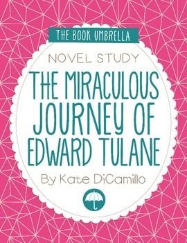 a critique of the miraculous journey of edward tulane a novel by kate dicamillo Bykate dicamillo  i was captivated by this gem of a book as i browsed the  bookstore the miraculous journey of edward tulane, is of course intended for  children ages 4-8, but i cannot recommend it highly enough  top critical review.