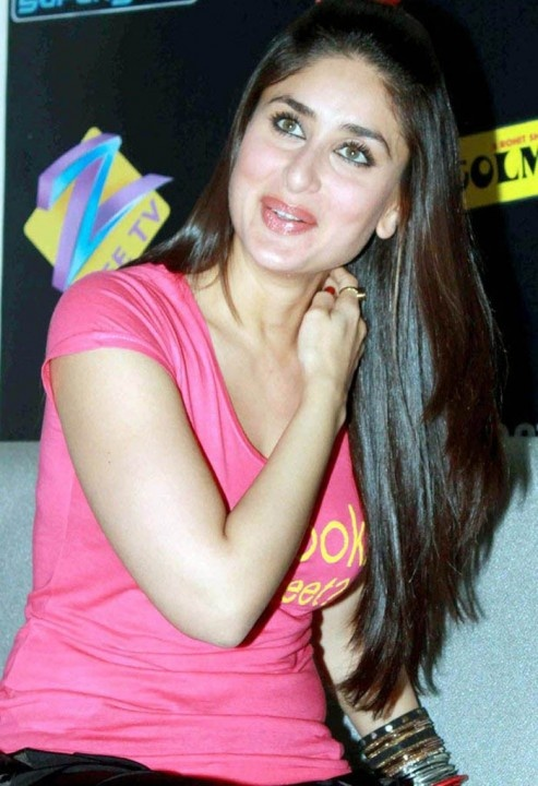 Gosh that hair...I would die for it...Kareena Kapoor