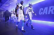 The Dallas Cowboys' 24-20 victory over the Detroit Lions to close the Wild-Card Weekend set the schedule for next weekend's NFL playoff games. Dallas' win sends the Cowboys to Green Bay for the NFC semifinals.
