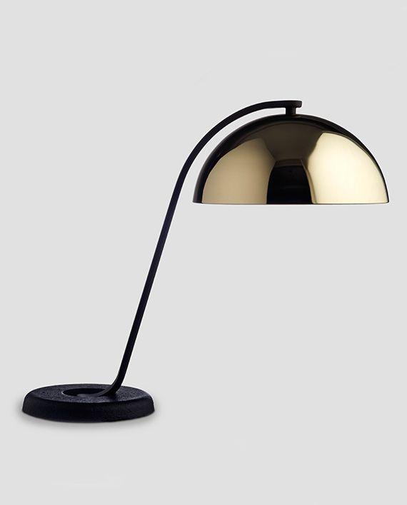 Cloche – lampe de bureau   CAILLOU