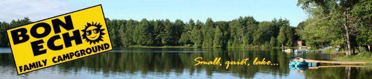 Small, quiet lake