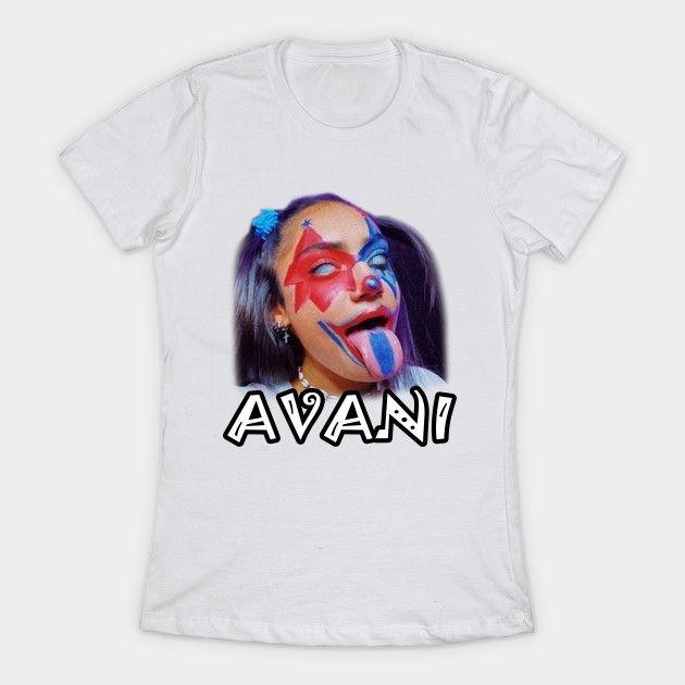 Hoodie Avani Gregg Birthday gift shirt Gift shirt Avani Cute T-Shirt