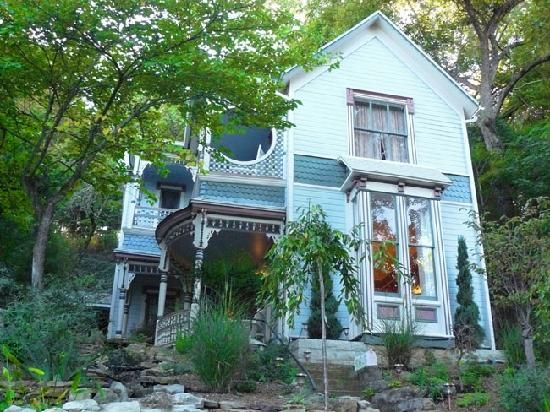 17 best images about eureka springs victorian architecture for Eureka house