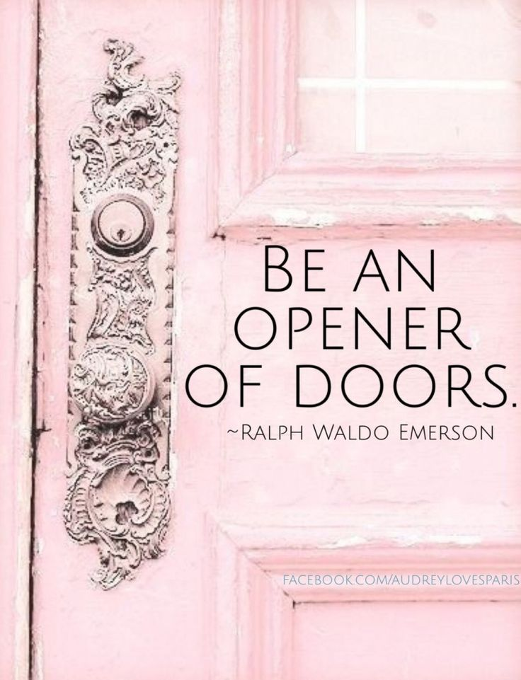 Quotes About Doors Custom 13 Best Well Said.from Frontdoorfreak Images On Pinterest