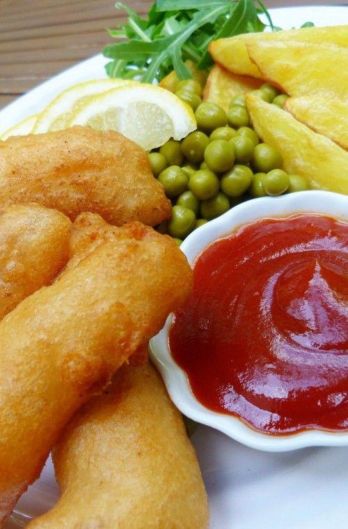Fish and chips - hal és sültkrumpli