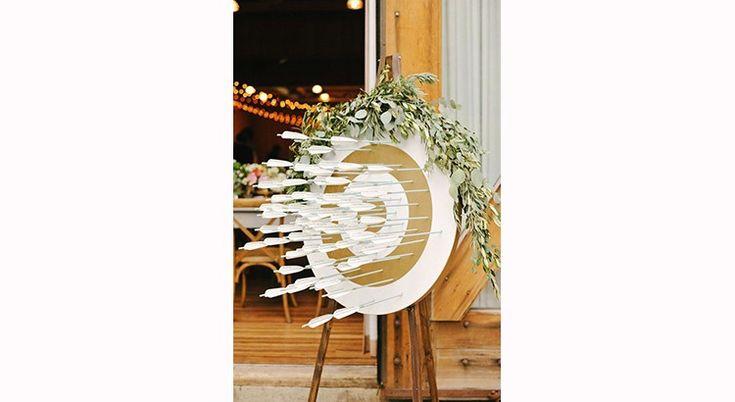Décoration mariage : le meilleur des marque-places repérés pour vous