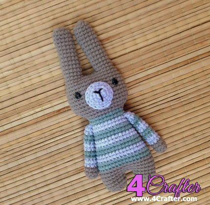 Little bunny Lucas by Paola Lopez (MiGus) spanish free