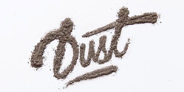 Comment créer une typographie en terre