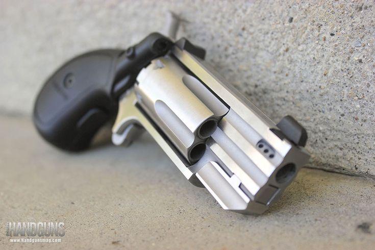 North American Arms Pug Review - Handguns