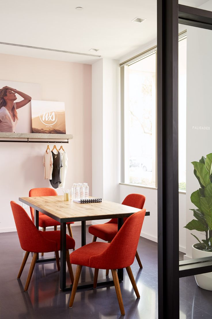 wetseal office renovation with west elm workspace take the tour on the blog