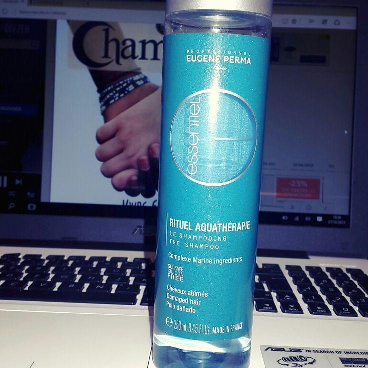 shampoing sans sulfates et sans silicone eugne perma pro - Shampoing Cheveux Colors Sans Silicone