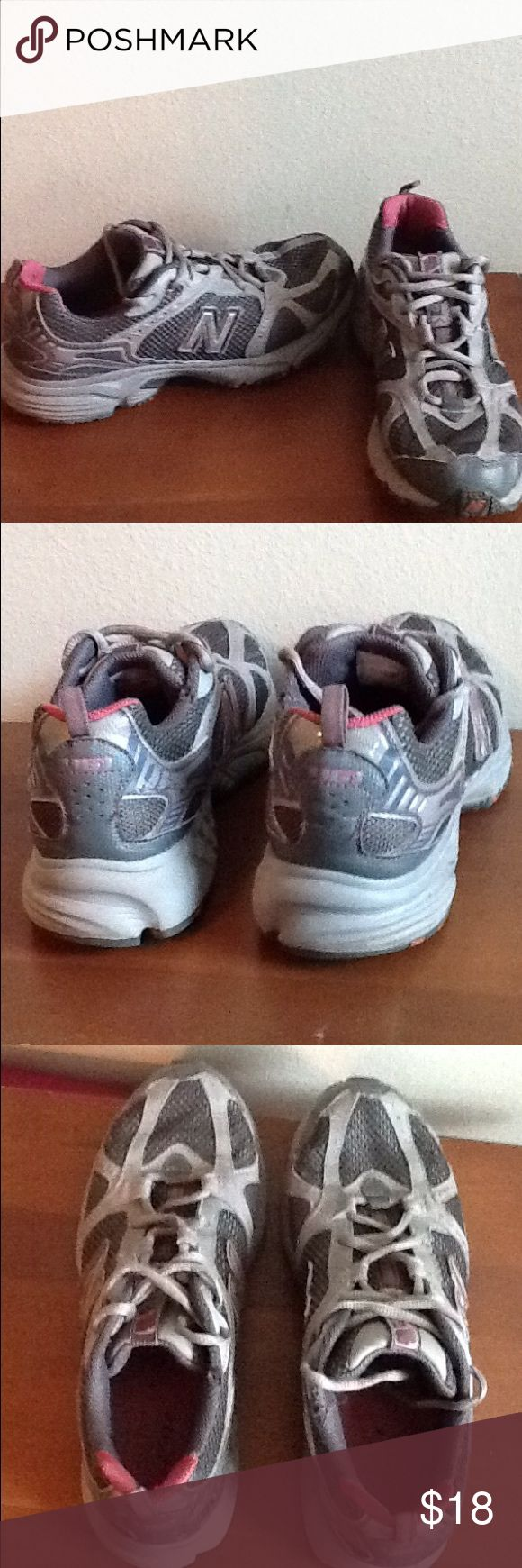 Women's New Balance 461 All Terrain Hiking Trails Used pair of running/hiking sneakers with little signs of wear. Extremely comfortable and lots of life left. Make an offer. New Balance Shoes Athletic Shoes