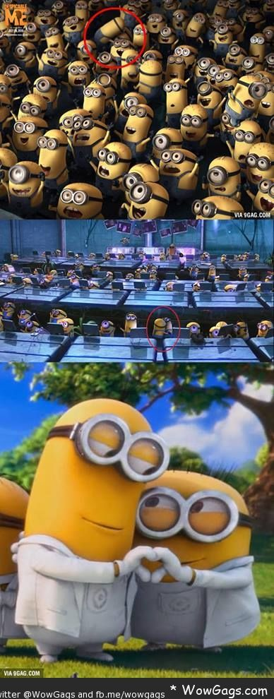 Minions, Happy Together!