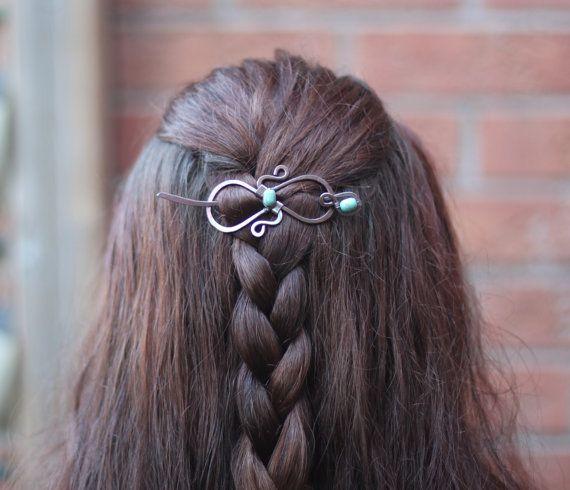 Keltische knoop oneindigheid haren of omslagdoek door IngoDesign