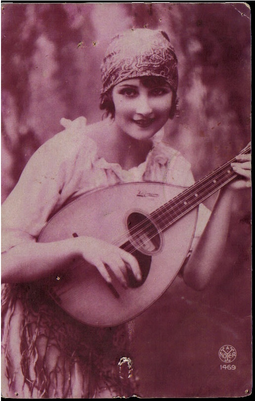 Maria Severa, who lived in Lisbon in early 19th century was the first Fadista in Portugal to be acclaimed as a Fado performer. She is sometimes accredited with not just the popularity but also the origin of Fado music. She was a prostitute that sang fado and also played the Portugese Guitar. Severa has been uplifted to mythical proportions, and there are plays, musicals written about her life; including the first sound movie in Portugal in 1931. Severa died when she was only 26.