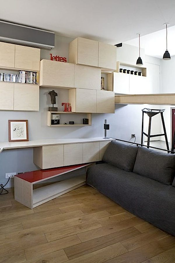 Best 25 Micro Apartment Ideas On Pinterest