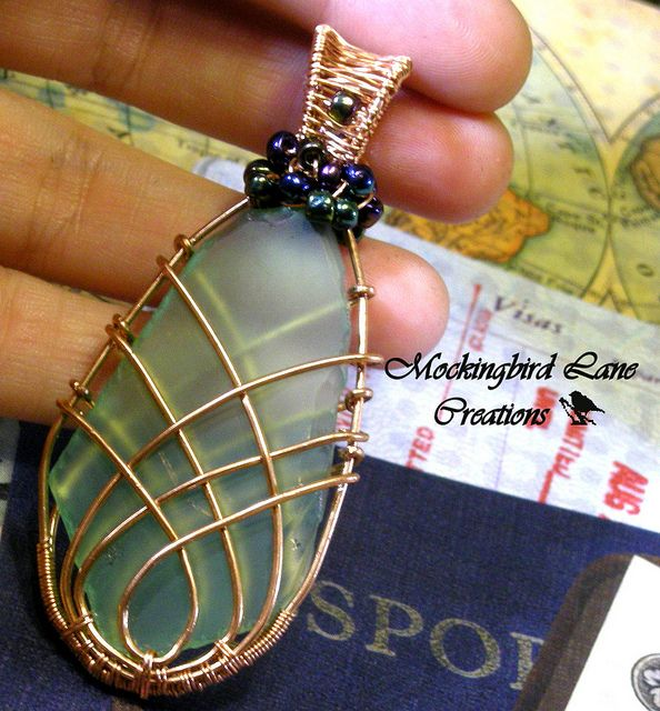 Free Wire Jewelry Tutorials |