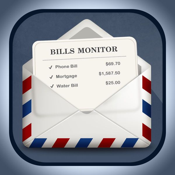 Download IPA / APK of Bills Monitor Bill Manager and