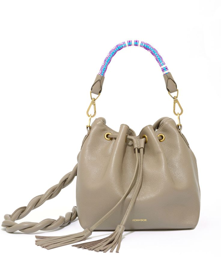 Kori Bucket, THE PERFECT BUCKET BAG! boho chic perfection! leather and one of a kind! get it while they last!