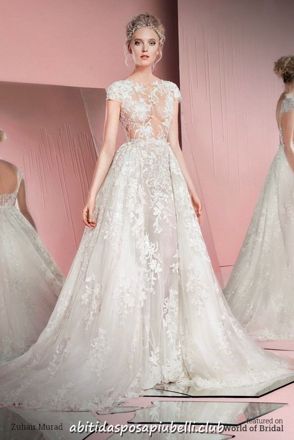 002e78ac6706 Abiti da sposa Zuhair Murad primavera 2018  abiti  murad  primavera  sposa