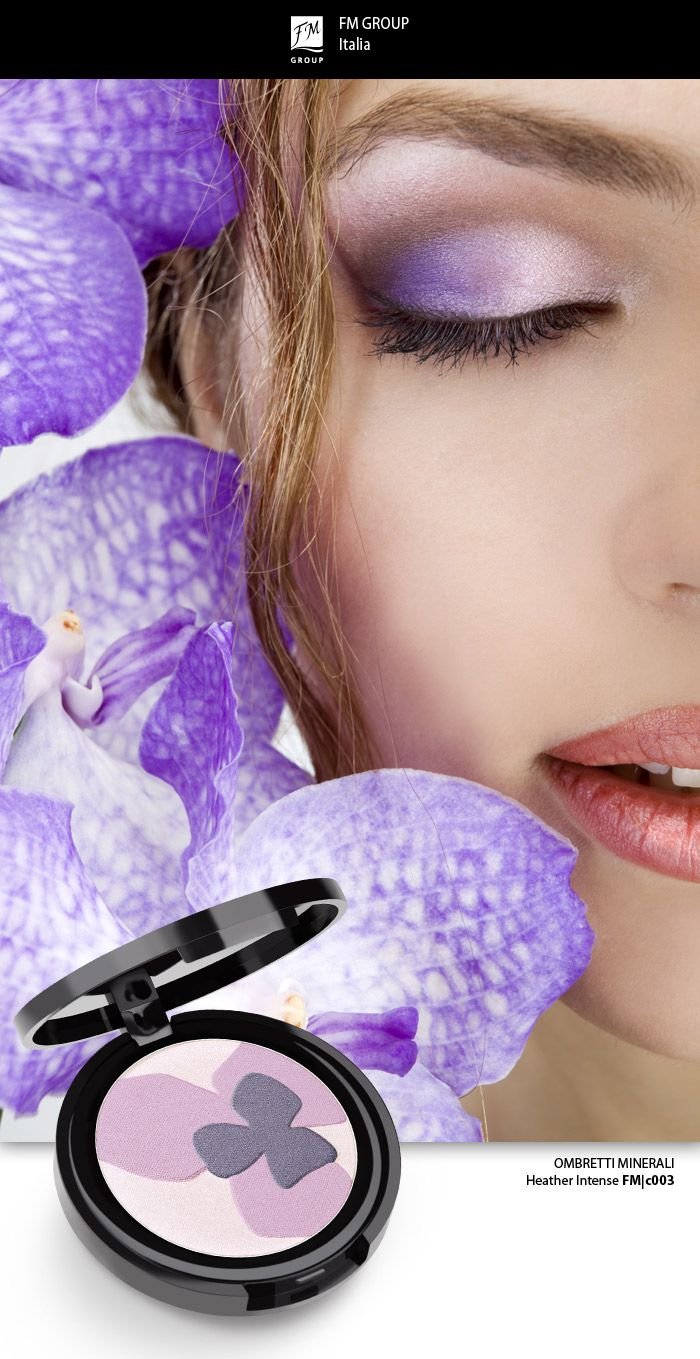 Ombretti minerali - C003 - Federico Mahora FM GROUP Italia #FMGroup #makeup #eyeshadows