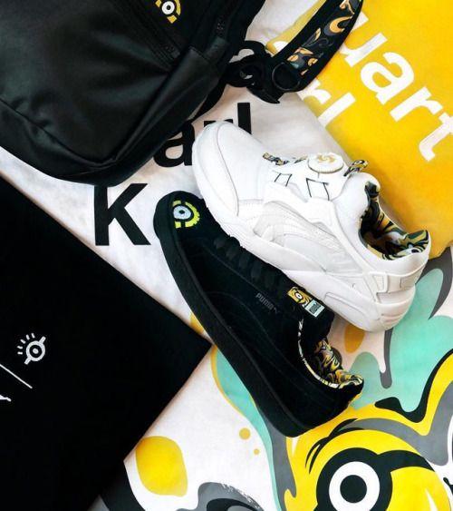 http://SneakersCartel.com PUMA x Minions Pack - Order Online at Sneakersnstuff.com #sneakers #shoes #kicks #jordan #lebron #nba #nike #adidas #reebok #airjordan #sneakerhead #fashion #sneakerscartel http://www.sneakerscartel.com/puma-x-minions-pack-order-online-at-sneakersnstuff-com/