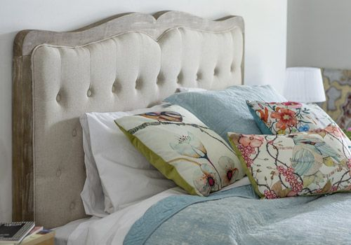 Estilo Garden en el dormitorio #3 | LookBook Homy