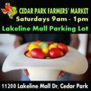 Cedar Park Farmers' Market at Lakeline Mall, Austin on Do512