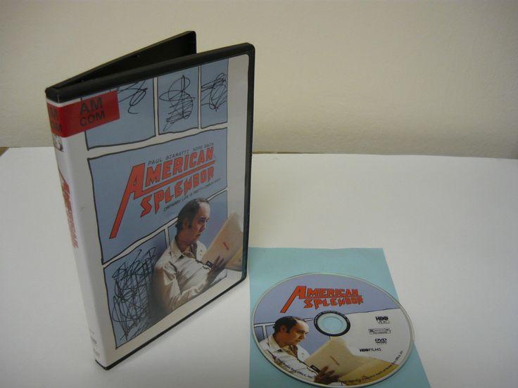 American Splendor DVD Comedy Action Adventure Romance Paul Giamatti Hope Davis
