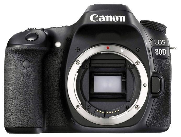 Фотоаппараты : Canon EOS 80D Body