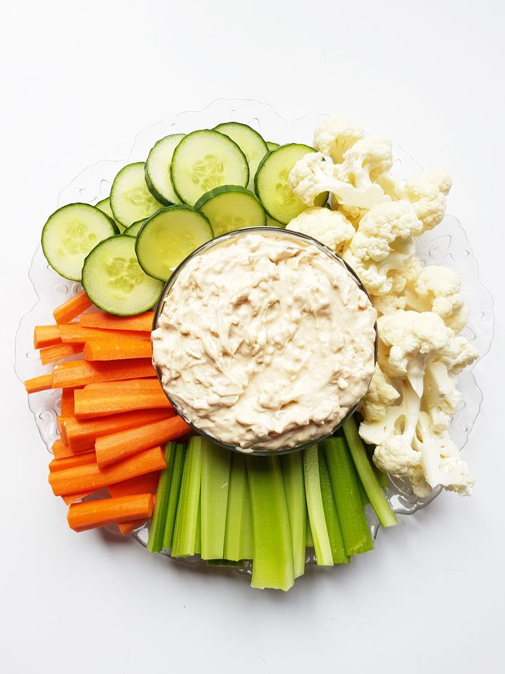 Onion Dip - recipe at MouthHalfFull.com